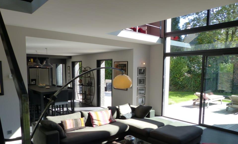 construction cubique en milieu urbain dans le nord sign e pouwels ab. Black Bedroom Furniture Sets. Home Design Ideas