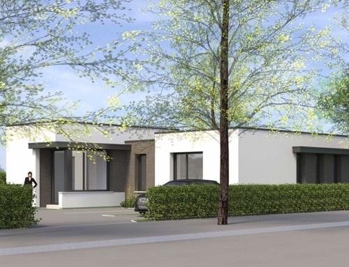 Construction d'un cabinet paramédical à Villeneuve d'Ascq