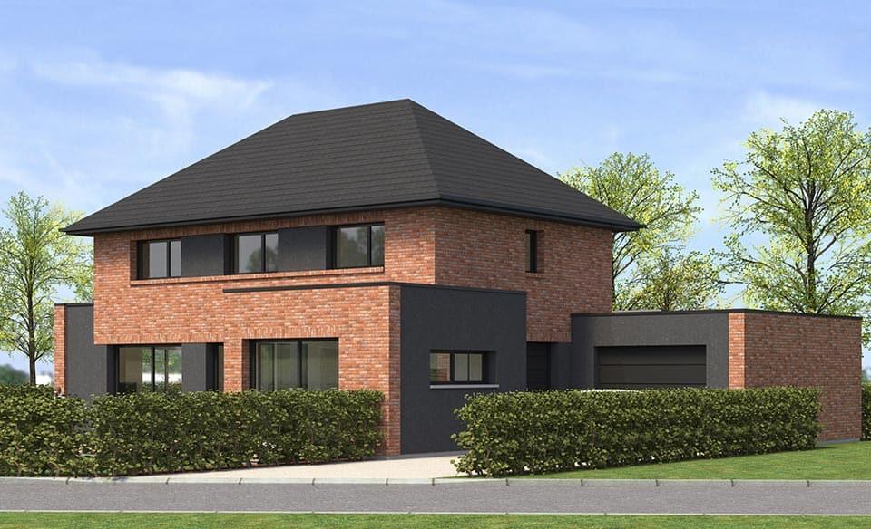 Constructeur de maisons modernes dans le Nord : Pouwels ...