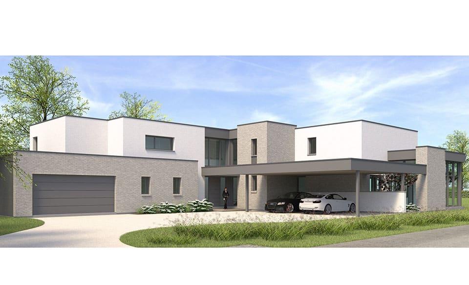 constructeur maison cubique nord